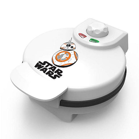 Disney Star Wars the Force Awakens BB-8 Waffle Maker New with Box