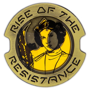 Disney Princess Leia Organa Pin Star Wars: Galaxy's Edge Rise of the Resistance