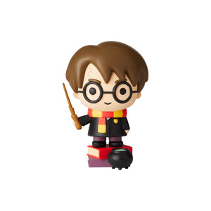 Wizarding World of Harry Potter Charms Collection Harry Resin Figurine New w Box