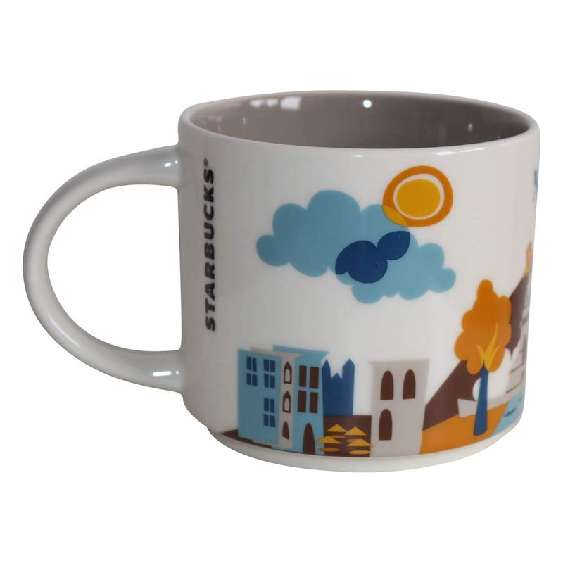 Collection Box Are Germany Mug Ceramic New Here Coffee Starbucks Leipzig You Onk80Pw