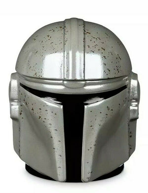 Disney Parks Star Wars The Mandalorian Helmet Mug With Lid New