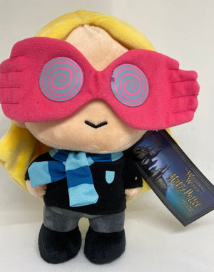 Universal Studios Wizarding World of Harry Potter Luna Lovegood Cutie Plush New
