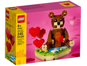 Lego 40462 Valentine's Brown Bear New with Sealed Box
