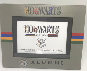 Universal Studios Harry Potter Hogwarts Alumni Photo Picture Frame New