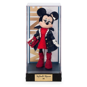 Disney Minnie Mouse Signature Doll Limited Edition New