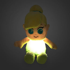 Disney Tinker Bell Light-Up Micro Plush New with Tag