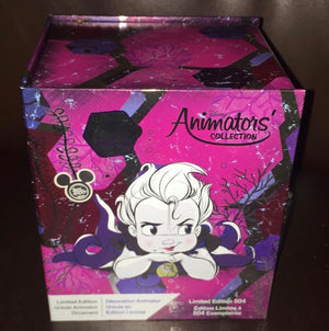 Disney D23 Expo 2019 Ursula Animator Ornament Limited of 504 New with Box