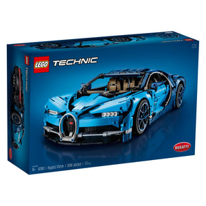 Lego Technic Bugatti Chiron 42083 Race Car Building Kit and Engineering Toy New