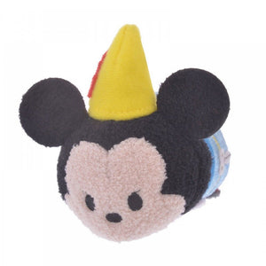 Disney Store Japan 90th 1937 Mickey Brave Little Tailor Mini Tsum Plush New Tag
