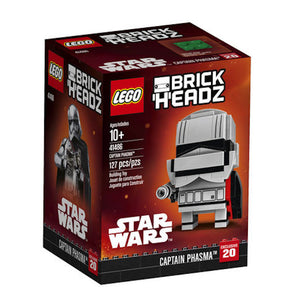 Lego 41486 BrickHeadz Star Wars Captain Phasma 127 Pieces New with Box