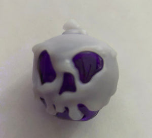 Disney Parks Halloween Purple Apple Poisoned Light Up Ice Cube New