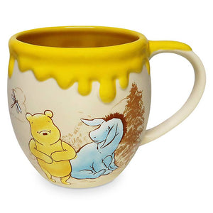 Disney Something Sweet Winnie the Pooh and Pals Coffee Mug New
