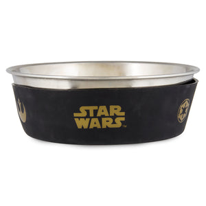 Disney Tails Parks Star Wars Rebel Alliance and Galactic Empire Pet Bowl New