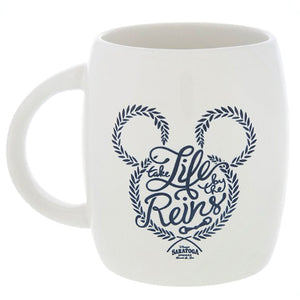 Disney Parks Saratoga Springs Resort Ceramic Coffee Mug New