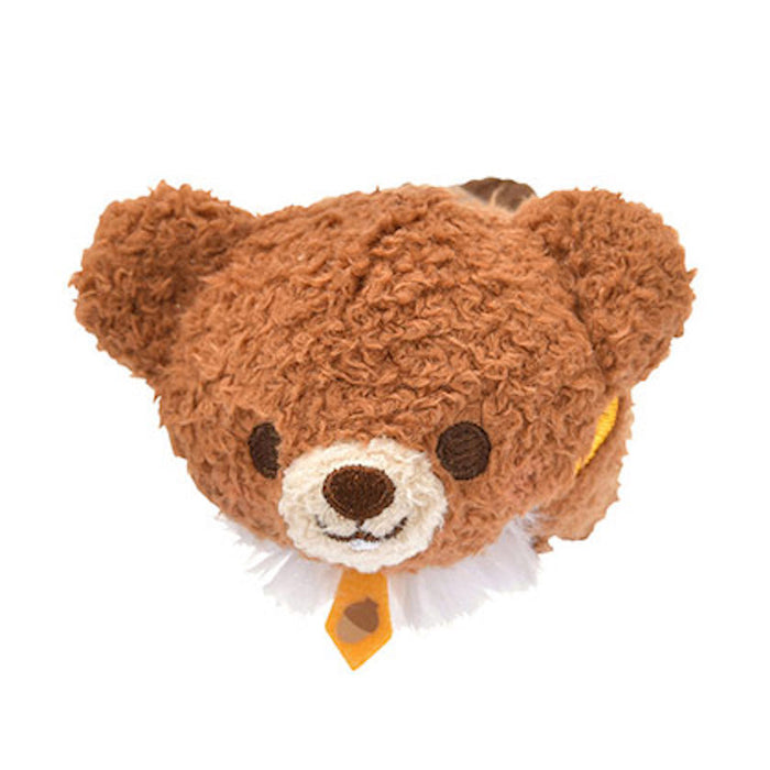 Disney Store Japan UniBEARsity Chip Mini Tsum Plush New with Tags