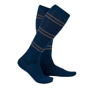 Universal Studios Wizarding World Of Harry Potter Ravenclaw Striped Socks New