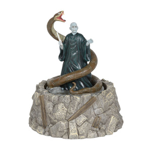 Department 56 Harry Potter Village Lord Voldemort & Nagini Figurine New with Box