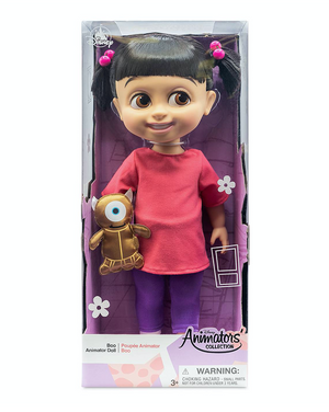 Disney 2020 Animators' Collection Monsters Boo Doll New with Box