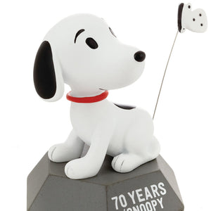 Hallmark Peanuts 70 Years of Snoopy 1950s Limited Edition Figurine New with Tag