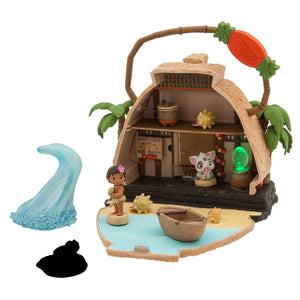 Disney Animators Little Collection Motunui Island Surprise Feature Playset Moana