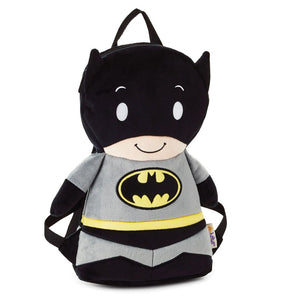 Hallmark Itty Bittys DC Comics Batman Kid's Backpack Plush New with Tags