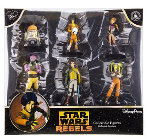 disney parks star wars rebels figurine playset cake topper new with box