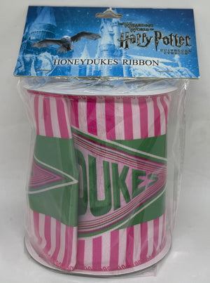 Universal Studios Harry Potter Honeydukes Ribbon Garland New with Tags
