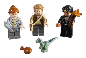 Lego Bricktober Jurassic World Minifigure Pieces Limited New with Box