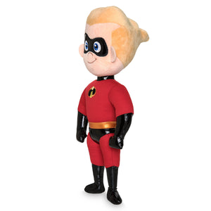 Disney Store Dash Plush Incredibles 2 Small New With Tags