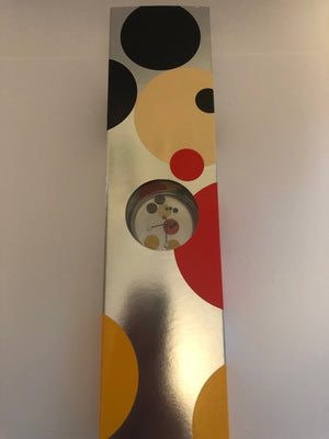 Swatch Spot Mirror Mickey 90th Birthday Damien Hurst Watch Limited New with Case
