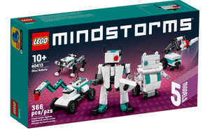 Lego 40413 Mindstorms Mini Robots 5 Models Set New with Sealed Box