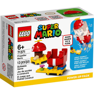 Lego 71371 Super Mario Propeller Mario Power-Up Pack New with Box