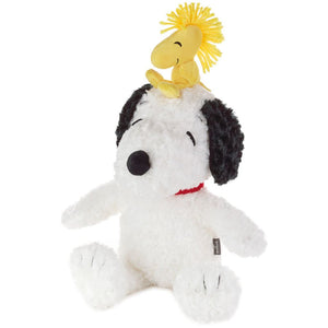 Hallmark Peanuts Snoopy and Woodstock Jumbo Plush New with Tag