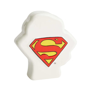 DC Comics Superfriends Superman The Man of Steel Coin Bank New with Box
