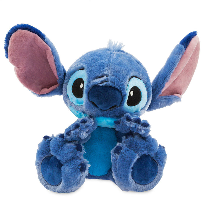 "Disney Parks Stitch Big Feet 11"" Plush New with Tag"