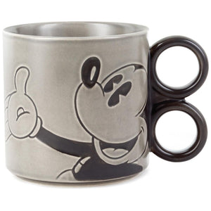 Hallmark Disney Mickey Who Says You Have to Grow Up? Coffee Mug New