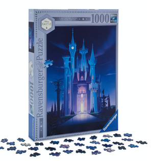 Disney Cinderella Castle Collection Puzzle by Ravensburger Limited Release New
