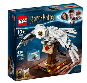Lego 75979 Harry Potter Hedwig Set New with Sealed Box