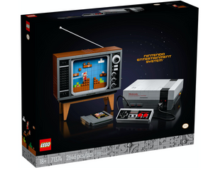 Lego 71374 Super Mario Nintendo Entertainment System New with Box