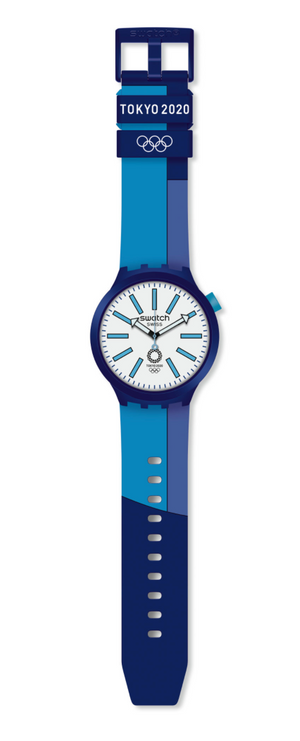Swatch Celebrate the Olympic Game Tokyo 2020 Watch New with Box