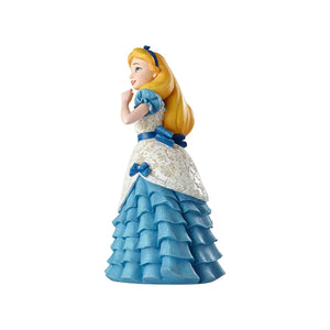 Disney Showcase Couture de Force Alice in Wonderland Figurine New with Box