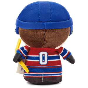 Hallmark NHL Montreal Canadiens Special Edition Itty Bittys Plush New with Tag