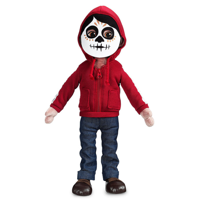 Disney Miguel Plush Figure Pixar Coco Dia De Los Muertos New with Tags