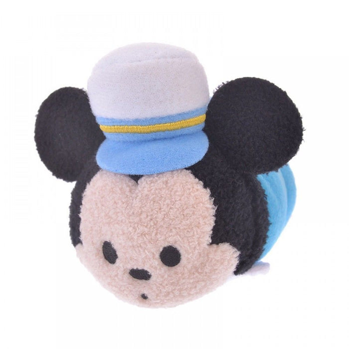 Disney Store Japan 90th 1937 Mickey The Whalers Mini Tsum Plush New with Tag