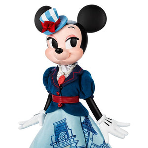 Disney Minnie Mouse Doll The Main Attraction Figure Limited Edition New with Box
