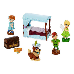 Disney Animators' Collection Littles Wendy Mini Set – Peter Pan New with Box