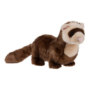 universal studios the wizarding world harry potter ferret plush new with tags