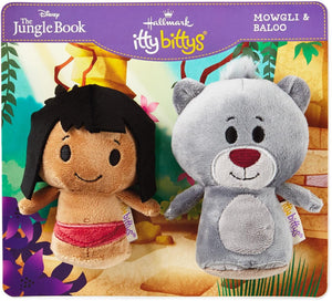 Hallmark The Jungle Book Itty Bittys Plush New with Tag