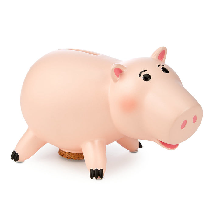 disney Store Hamm Bank Resin Replica Andy's Piggy Bank Toy Story New