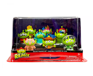 Disney Toy Story Alien Pixar Remix Deluxe Figure Play Set New with Box